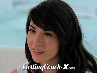 Casting Couch X High school sweethearts start in porn   castingcouchhigh schoolwild
