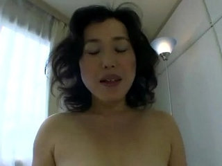 Hungry japanese milf eats cock for very lucky guy   cockgayhungryjapanese
