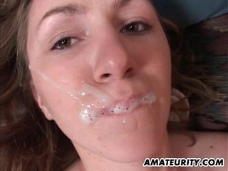 Amateur girlfriend anal with huge cum in mouth   amateuranalcum in mouthgirlfriend