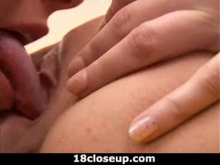 18 Y O Fuck Tongue in her Friends Pussy!   friendpussytongue