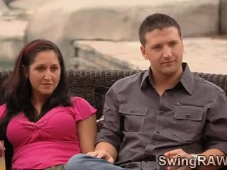 Kinky games help these swingers couples to know each other | couplegameskinkyswingers
