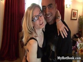 Nina Hartley is the star of this behind the scenes   ass fucking