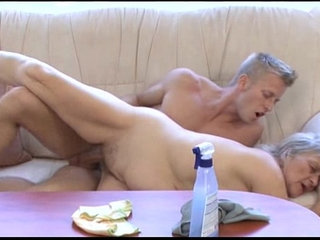 Mature whore fucks dude   dudeold and youngwhores