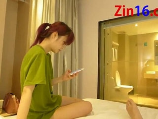 Chinese Amateur Fuck In Hotel!   chinesehotel