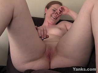 Small Breasted Claire Toying Her Pussy | breastspussy