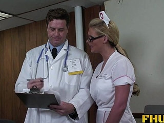 FHUTA Doctor Giving Phoenix Marie a Full Anal Examination | analdoctor