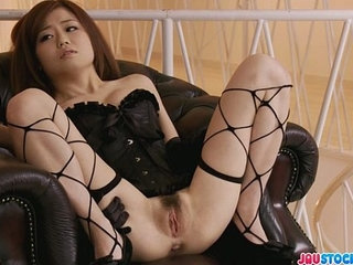 Pretty babe in fishnet pussy fondled and squirting | fishnetsprettypussysquirt