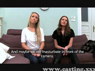 Casting Two Hot Russians | castingrussian