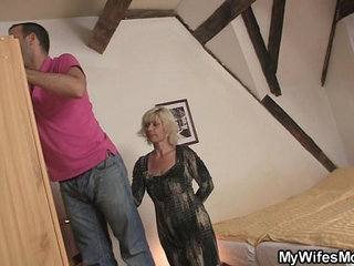 He is seduced by lewd mother in law | motherseduction