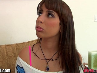 EvilAngel Teen Nails Interview by getting Nailed   bdsminterviewteen